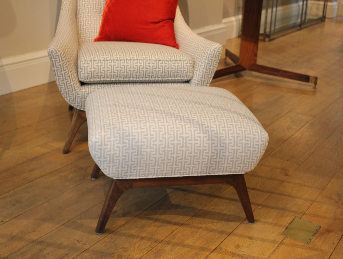 The Carlyle Matching Stool