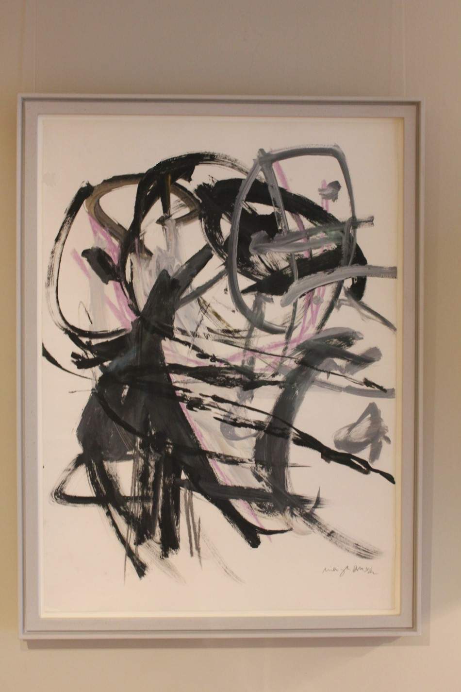Abstract by Teddy Millington Drake